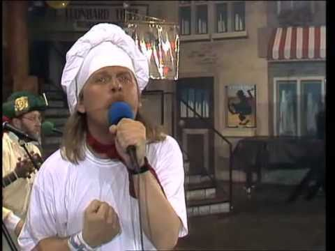 De Höhner - Pizza wunderbar 1989