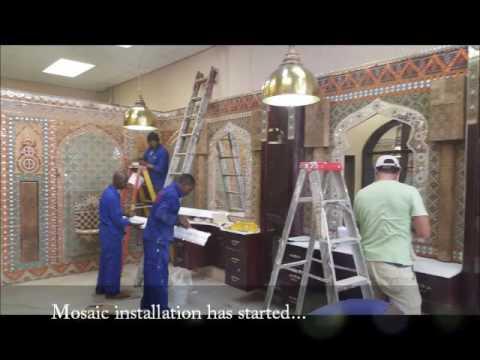 Building Moroccan Barber Johannesburg