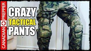 The Coolest Tactical Pants Ever! ZAPT!