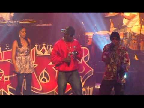 S.O.S Periferia no Cidade Hip Hop  Lapa Mult Show  2011