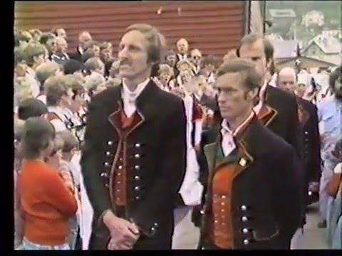 Blanda kor Odda dugnaden 1983