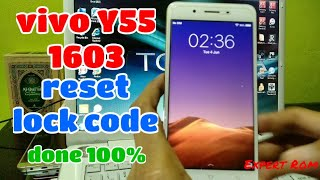 Download Vivo Y55 1603 Hard Reset Plus Bypass Google Account