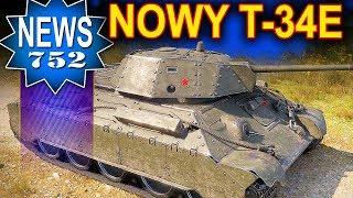 Nowy czołg T-34E - NEWS - World of Tanks