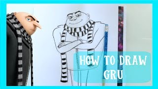 How to Draw GRU from Illumination