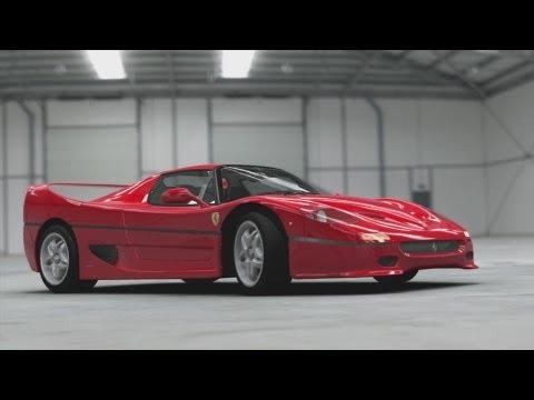Ferrari F50 Supercharged Motor Service Modena 1999 Doovi