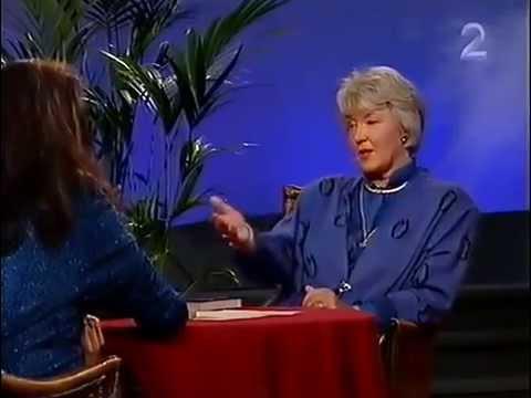 Dr Rauni Kilde on Norwegian TV (1995)