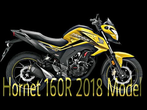 2018 honda hornet 160r abs price colours new colour. Black Bedroom Furniture Sets. Home Design Ideas