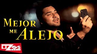 BANDA MS - MEJOR ME ALEJO (VIDEO OFICIAL) thumbnail