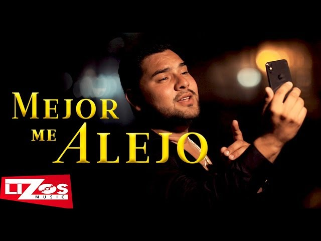 BANDA MS - MEJOR ME ALEJO (VIDEO OFICIAL) #1