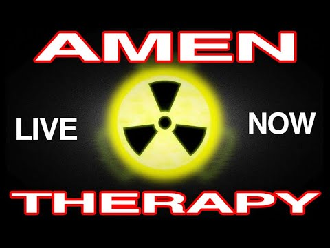 Amen Therapy Live ( sat 4th april ) Crazy Times