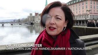 NEIN zur Kündigungsinitiative: Dr. Regine Sauter, Direktorin Zürcher Handelskammer und Nationalrätin