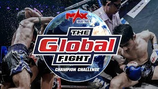 The Global Fight Champion Challenge September 19th, 2018