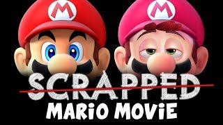 SCRAPPED Super Mario Bros Movie