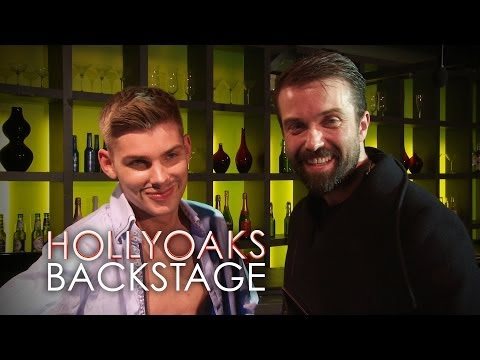 Hollyoaks Competition  Win Brendan Brady's Clothes