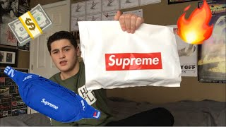 IS SUPREME WORTH IT SS18 (waist bag review)