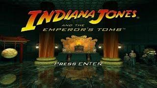 Windows 8.1- 10: Indiana Jones Emperors Tomb (2003) Runs Great!!!