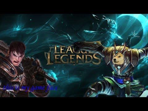 League Of Legends Funny Moments Part 1