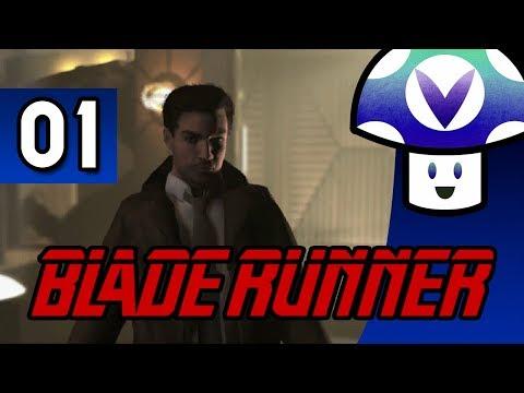 [Vinesauce] Vinny - Blade Runner (part 1) + Art!