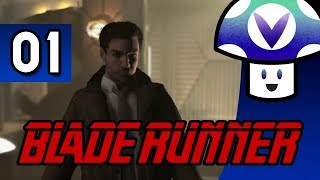 [Vinesauce] Vinny - Blade Runner (part 1) + Art!