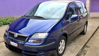 Fiat Ulysse 2.2 JTD 128hp 2002