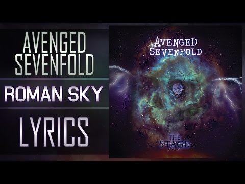(Lyrics) Avenged Sevenfold - Roman Sky