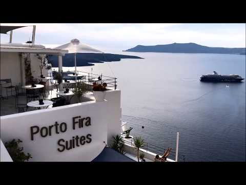 Must visit in Greece -Travel Guide (Athens/Mykonos/Santorini - Fira & Oia)