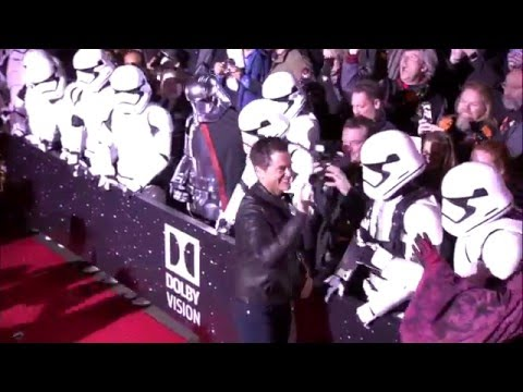Star Wars - The Force Awakens: Red Carpet Arrivals Part 3