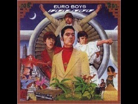 Euroboys (Kåre and The Cavemen) - Jet Age (Full album)