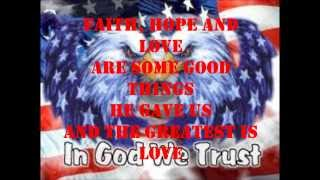Alan Jackson - Where were you when the world stopped turning Lyric video