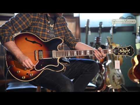 1964 Epiphone Sheraton | Carter Vintage Guitars Staff Pick