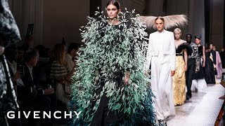 Givenchy Haute Couture Fall Winter 2019 show: Noblesse Radicale