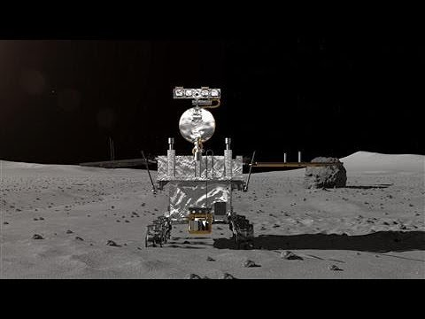 China Makes Historic Moon Landing, Boosting Rivalry With U.S. Mp3