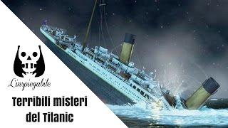 Il terribile caso dei fantasmi del Titanic. Cosa c'è dietro?