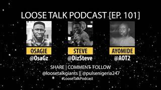 Shitholes Still Matter I Loose Talk Podcast EP. 101 I Pulse TV