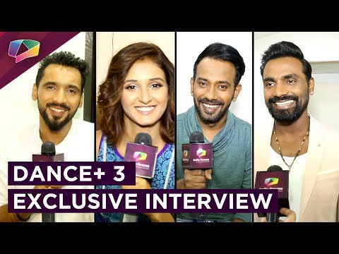 Shakti, Punit, Dharmesh Show Their Favorite Move | Remo talks About Dance+ 3 | Exclusive | Star Plus