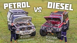 Download BUILT NOT BOUGHT || Petrol Vs. Diesel Mp3 and Videos