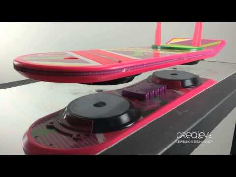 Hover Board : Le skateboard flottant de Retour vers le Futur II