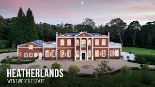 Heatherlands - Incredible 17,000 sq ft Mansion on Wentworth Estate - Virginia Water, UK
