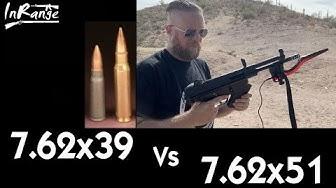 7.62x39 vs 7.62x51