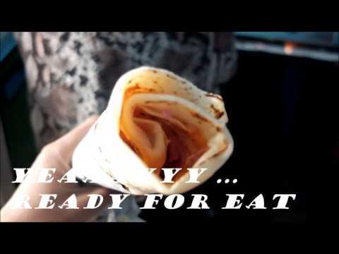 Tunisian Streetfood | TUNISIAN Malaoui (DELICIOUUUSSSSS)