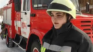 В Харькове появилось подразделение женщин-спасателей