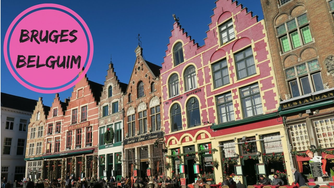 Top 10 Things To Do In Bruges At Christmas | Belgium Travel | Bruges Christmas Market
