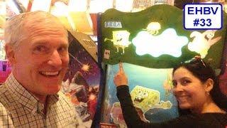 Edward's Half-Baked VLOG #33 - Betting on Spongebob!
