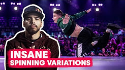 Insane Spinning Variations | Red Bull BC One Compilation 2020