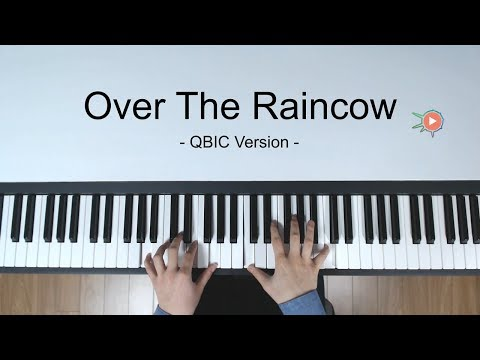 Over the Rainbow - 다양한 코드 활용법 [Piano Cover]