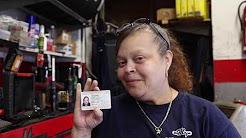 Mechanic is one of New York's few female auto inspectors