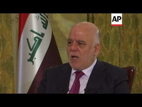 Iraqi PM says Kurdish referendum is a 'dangerous one'