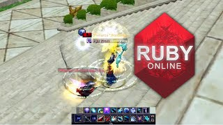 Play Ruby Online Private Silkroad MMORPG Game Rogue/cleric Free for all event