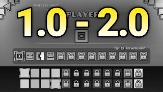 back to history geometry dash timeline 10 20 part 12