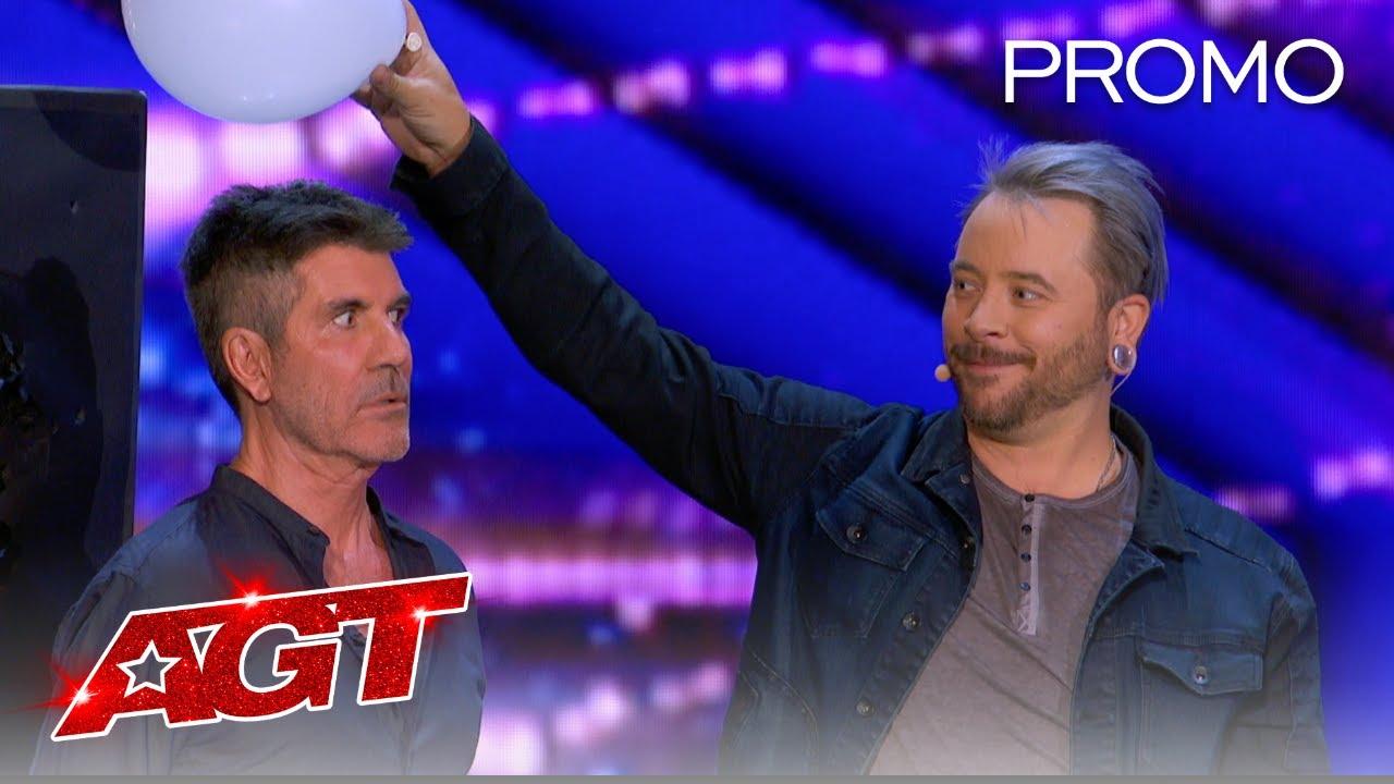 Simon's Fate is in Sofia's Hands - America's Got Talent 2021